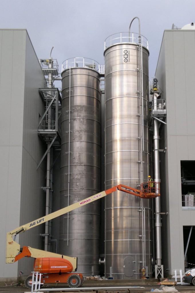 Bulk Material Storage Solutions STB Engineering
