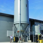 Storage and Discharge Silos Tanks STB Engineering