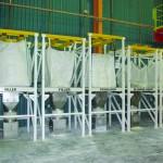 FIBC Bulk Bag Transfer Big Sack Handling Solutions STB