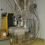 Vaccum Conveying System STB Engineering Limited
