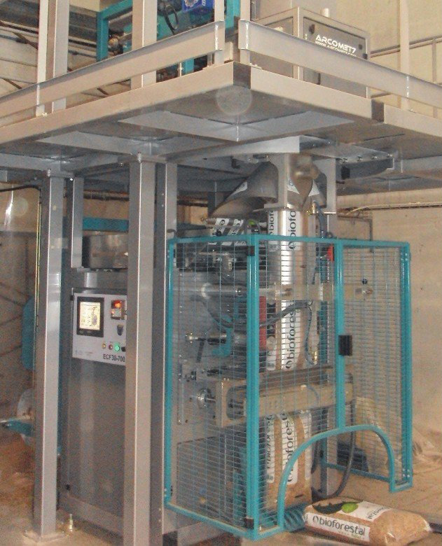 Automatic Vertical Bag Machines STB Engineering