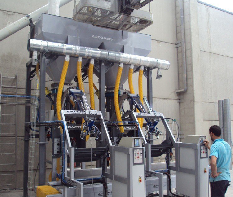 Pneumatic Bag Machines