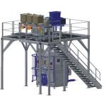 Bulk Materials Transfer Big Bag Handling STB Engineering