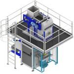 Automatic Materials Transfer Solutions STB Big Bag Handling