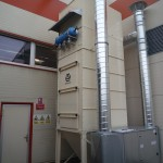 dust collectors dust extraction dust filter dust elimination solutions STB engineering
