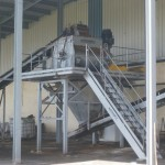 STB Industrial Mixing Station Bulk Materials Handling