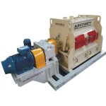 STB Horizontal Mixer Large Scale Mortar Manufacturing