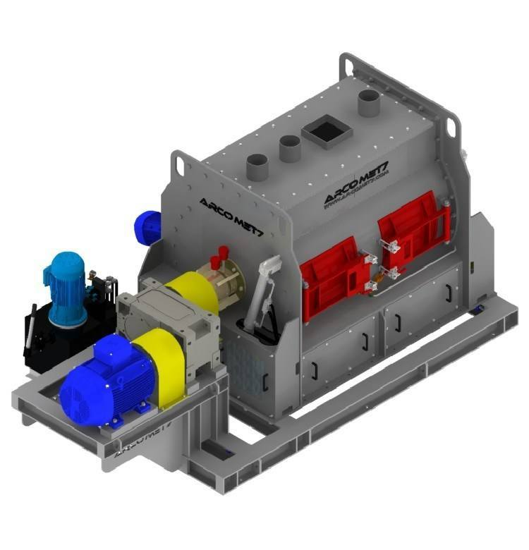 Discontinuous Mixers for Mortars and Plasters STB
