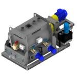 High Performance Horizontal Shaft Mixers STB Engineering