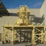 STB Mixing Platform Concrete Mixing Handling