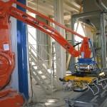 Vacuum Grip Palletizing Machines STB Engineering