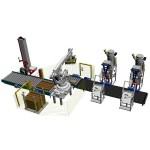 STB Conveying Systems Bag Wrapping and Handling Solutions