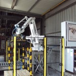STB Arcomet7 Pallet Wrapping Machine