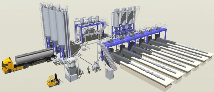 STB engineering project management bulk materials handling