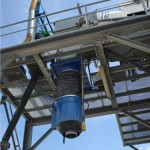 telescopic loading spouts stb engineering hennlich engineering