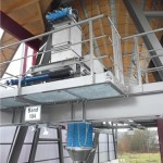 bulk materials loading solutions STB engineering telescopic loading spouts