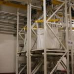 Flexible Intermediate Bulk Containers FIBC Handling STB