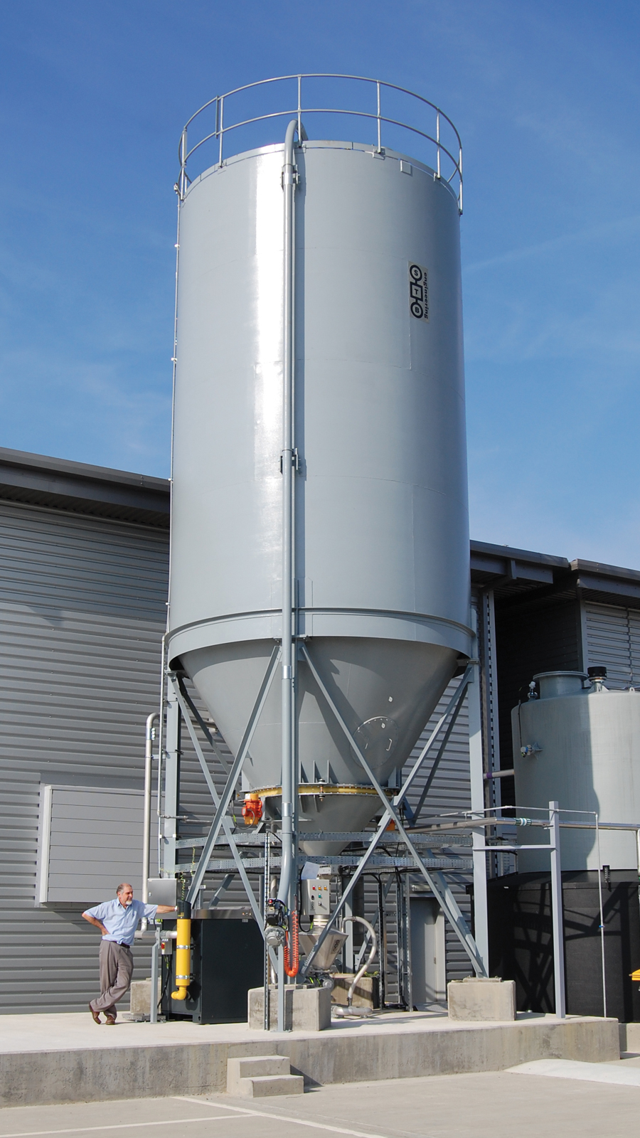 Silo Storage Systems & Discharge Solutions Now Available At STB