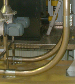 STB Engineering Pressure and Vacuum Conveying Systems Bends