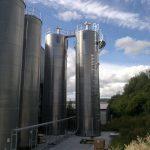 STB Bulk Materials Storage Silo Discharge System