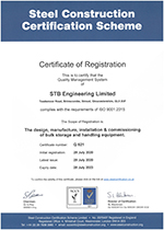 STB Engineering QMS Certification