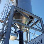 Bulk Materials Handling STB Telescopic Spouts